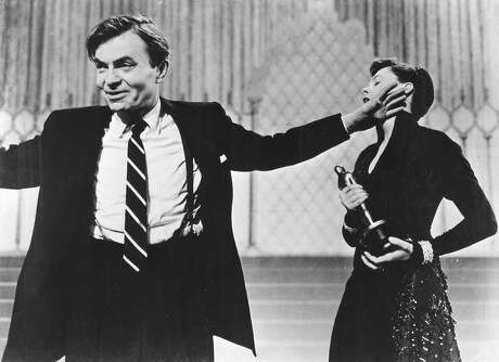 James Mason and Judy Garland in A Star is Born, Handout Photo ran 4/20/1983 p. 56