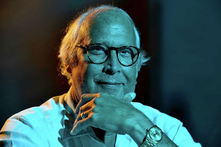 Chevy Chase on Sept. 7, 2018, in Bedford, New York. Photo: Washington Post Photo By Marvin Joseph / The Washington Post