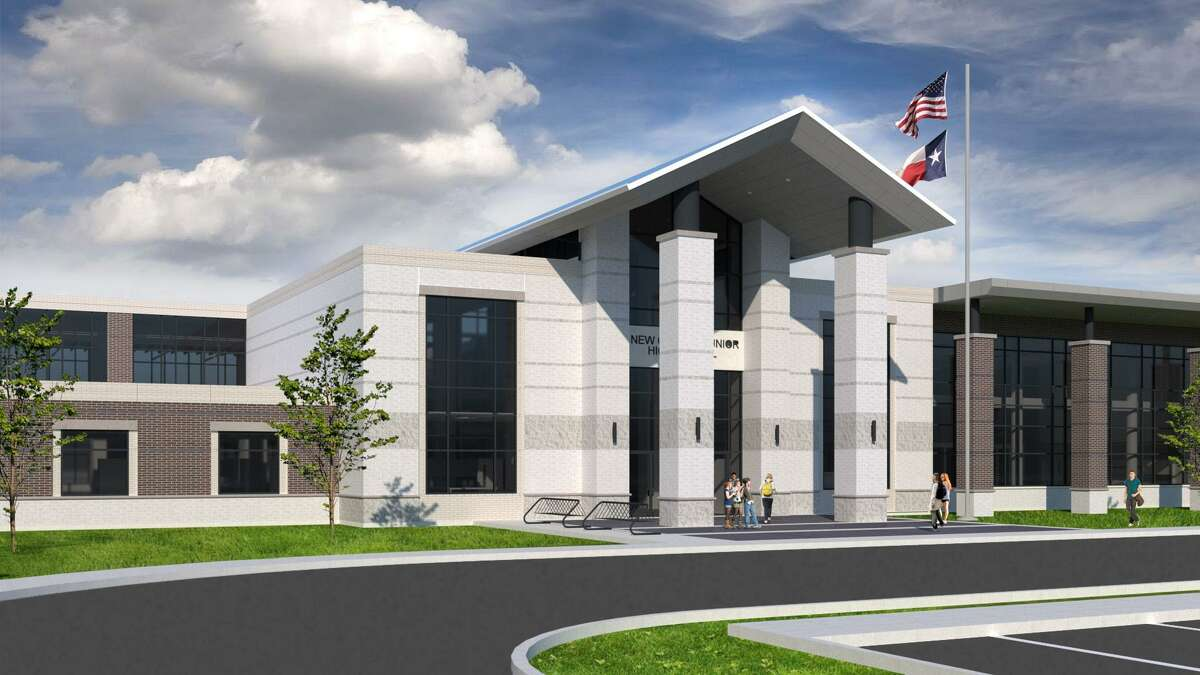 The new Junior High school in the Conroe feeder zone that will open August 2020 was selected to be the Donald J. Stockton campus.