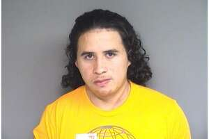 Inmer Martinez-Perez, 24, of Stamford, was charged with stabbing one man with a knife and being in possession of two knives by police during a fight that occurred in Stamford two months ago.