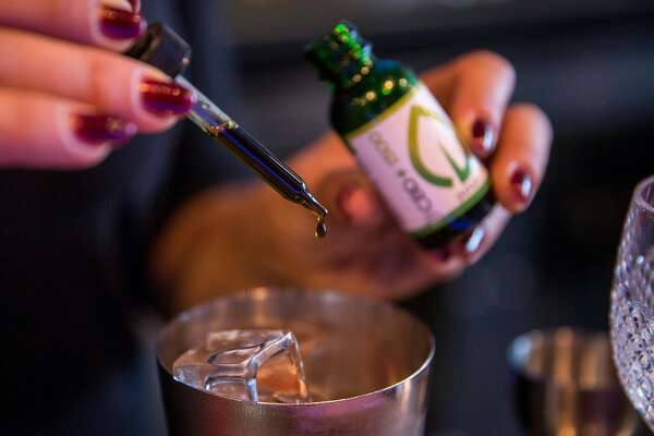Cannabis learns to play well with other drink ingredients