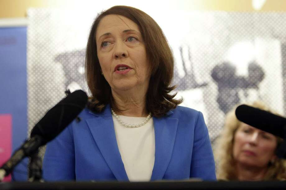 U.S. Senator Maria Cantwell, will become ranking Democrat on the Senate Commerce Committee. She gives up similar post on the Senate Energy and Natural Resources Committee. Photo: GENNA MARTIN, SEATTLEPI.COM / SEATTLEPI.COM