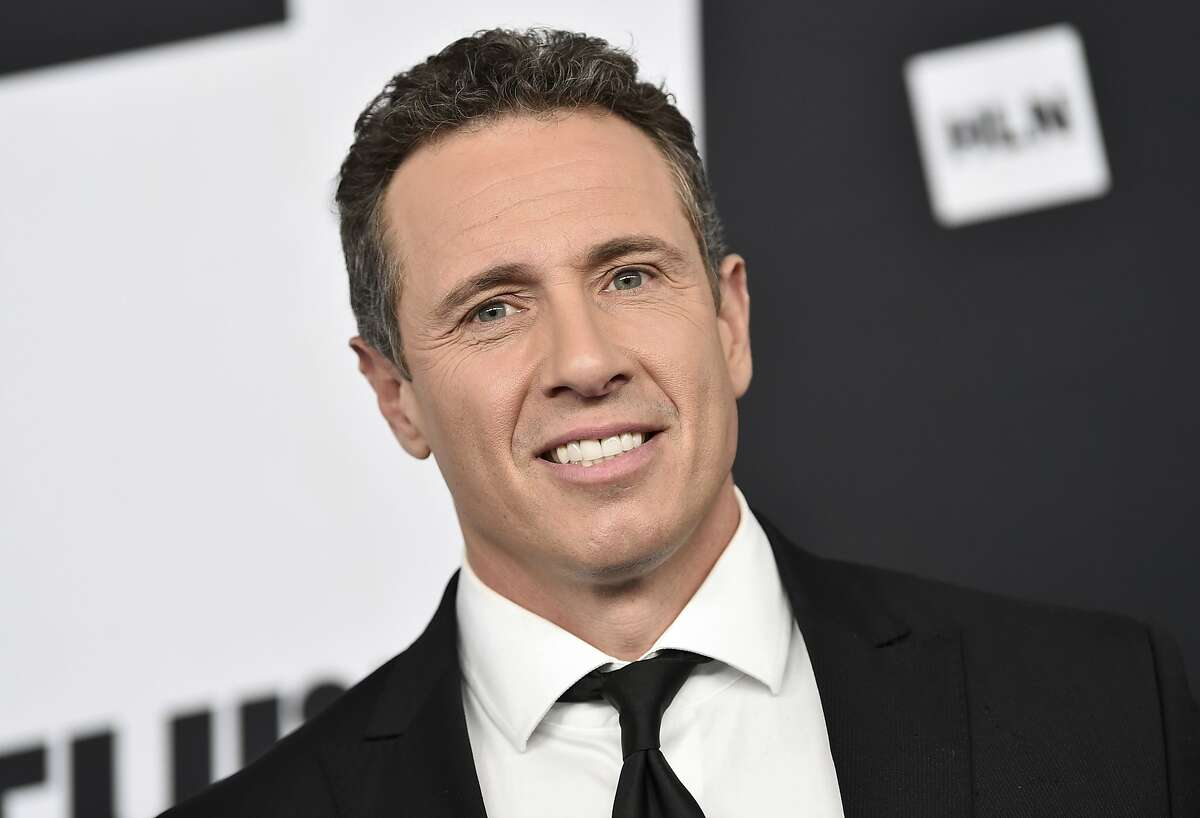 FILE - In this May 16, 2018 file photo, Chris Cuomo attends the Turner Networks 2018 Upfront in New York.