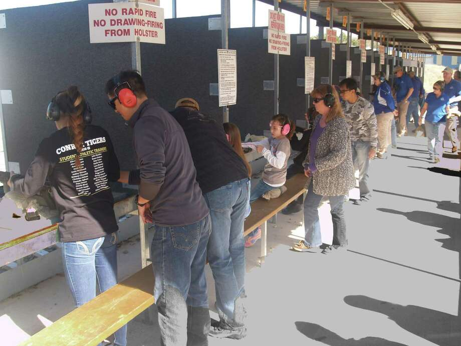 The modern shooting range is a family gathering place for all to share shooting sports. Photo: Larry J. LeBlanc