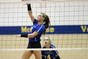Katelyn Elliott, a junior at McNeese State and a 2016 graduate of Montgomery High School, was named to the Rice Adidas Invitational All-Tournament Team this past weekend.