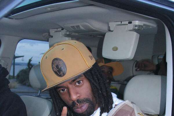 """Andre """"Mac Dre"""" Hicks publicity photo. Mandatory Credit to City Hall Records"""