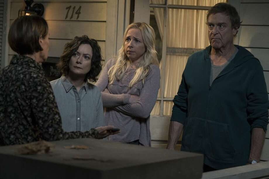 """THE CONNERS (ABC): Likely Renewal """"The Conners"""" did not debut to the same numbers as """"Roseanne"""" did in the spring, but the premiere was more watched than """"Roseanne's"""" finale. The trick will be to keep the viewers who tuned in to see how the show would kill off Barr's character.  Photo: ABC/Eric McCandless"""