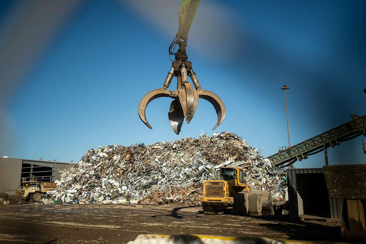 Schnitzer Steel was ordered to halt all harmful releases from its recycling yard in West Oakland.