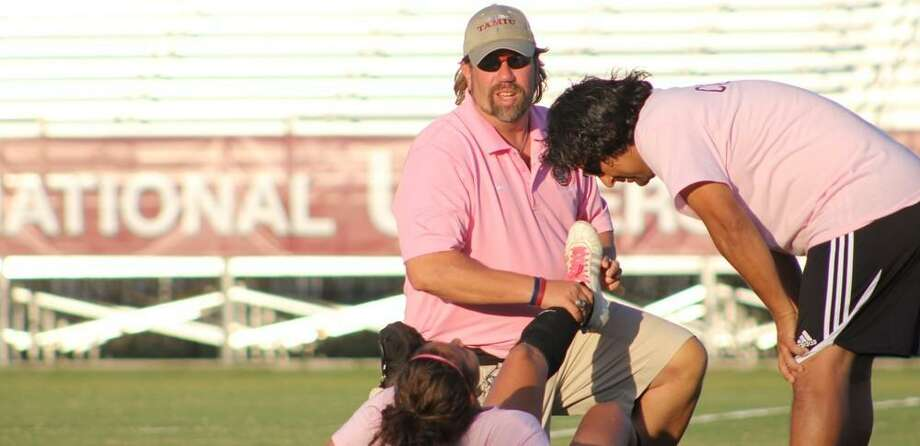 TAMIU head athletic trainer Ernst Feisner died at the age of 55 this week. He had been with the Dustdevils since 2002. Photo: Courtesy Of TAMIU Athletics, File
