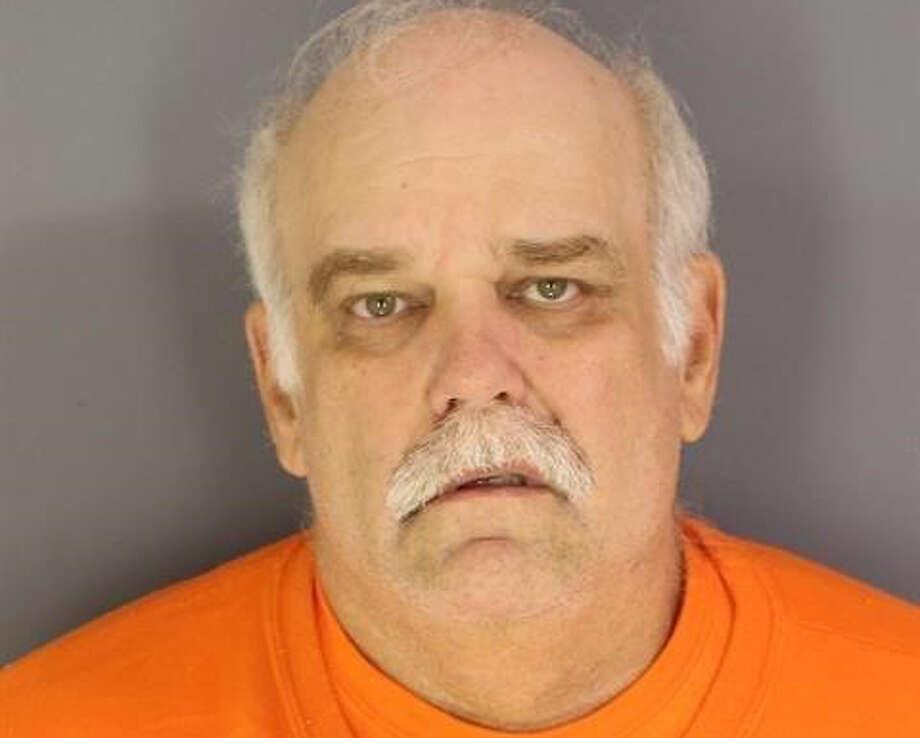 John Allen Photo: Albany County Jail