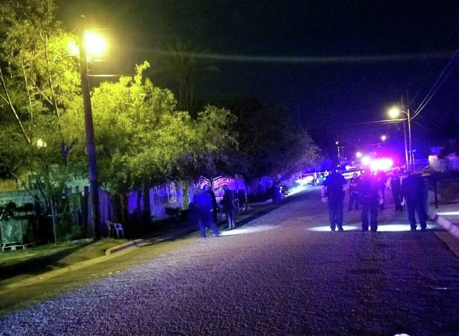 The Laredo Police Department reported a shooting near the 100 block of Reynolds Street Thursday morning. Photo: Laredo Police Department