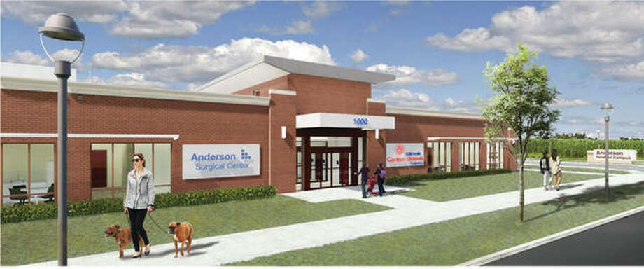 A rendering of the Anderson Goshen Campus. Photo: For The Intelligencer