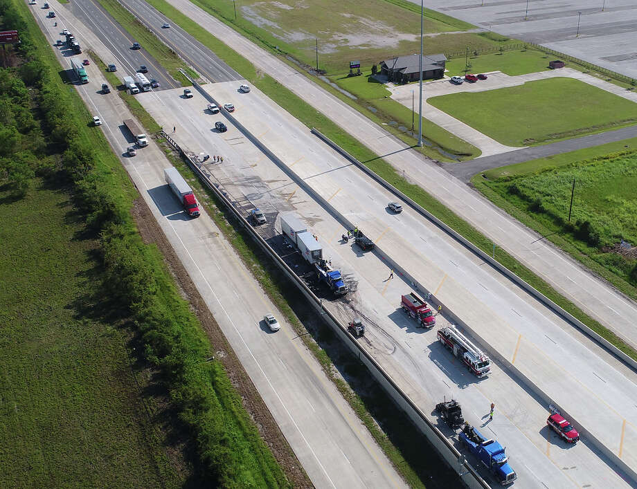 5 die in I-10 crashes near Beaumont - Beaumont Enterprise