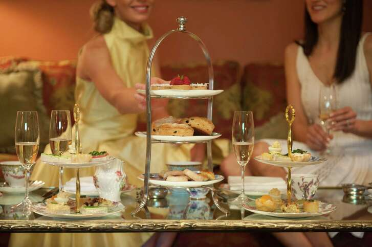 Hotel Granduca in Uptown now has four different afternoon tea service options, offered daily from 2 to 4 p.m.