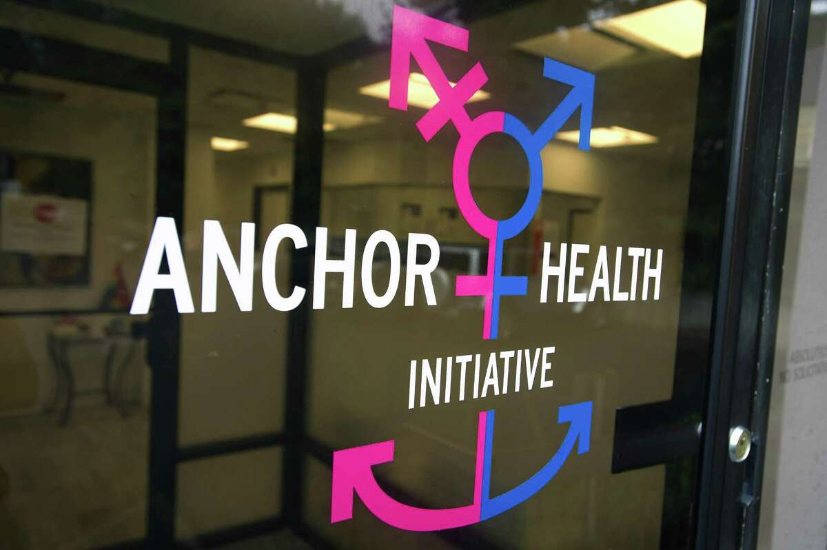 The Anchor Health Intiative is the first medical center in Fairfield County to primarily serve the transgender community. Photographed on Myano Lane in Stamford, Conn. on Tuesday, Sept. 18, 2018.