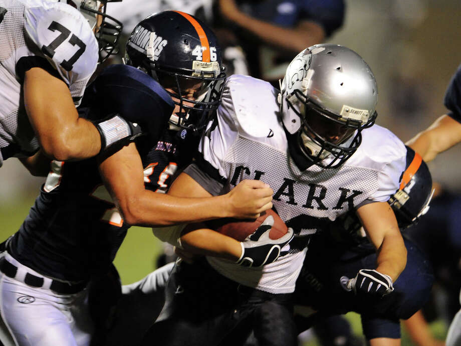 Saturday, Sept. 22Brandeis (4-0) 52 at Clark (1-3) 13 Photo: JOHN ALBRIGHT, San Antonio Express-News / San Antonio Express-News