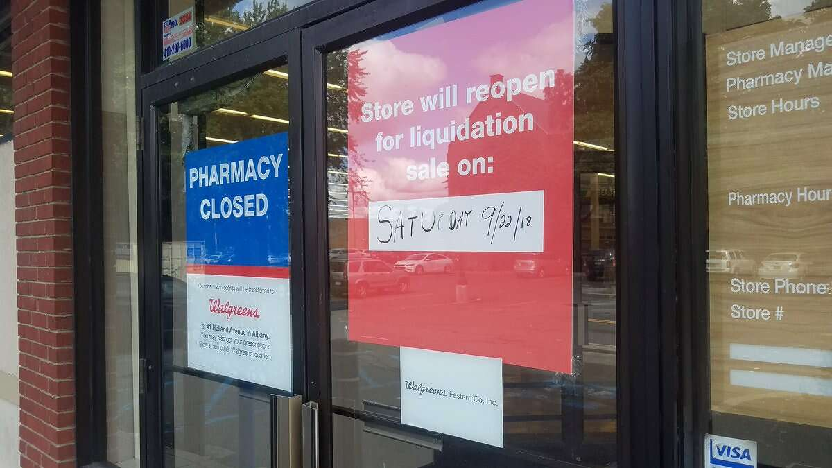 The Rite Aid in the Albany's South End has closed despite pleas from residents and public officials who said it was one of the few establishments in the neighborhood to buy basic food, household items and medication. A sign posted on the front door of the310 S. Pearl St. store said it was closed and a liquidation sale would be held on Saturday.