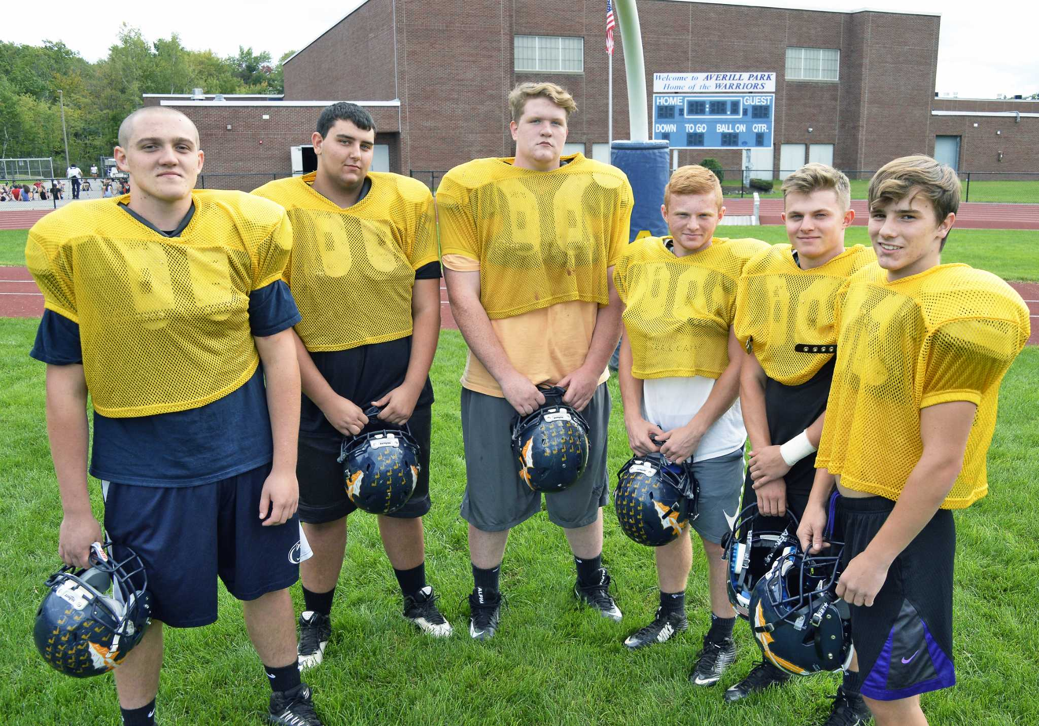 Averill Park football looking for a breakthrough season - Times Union