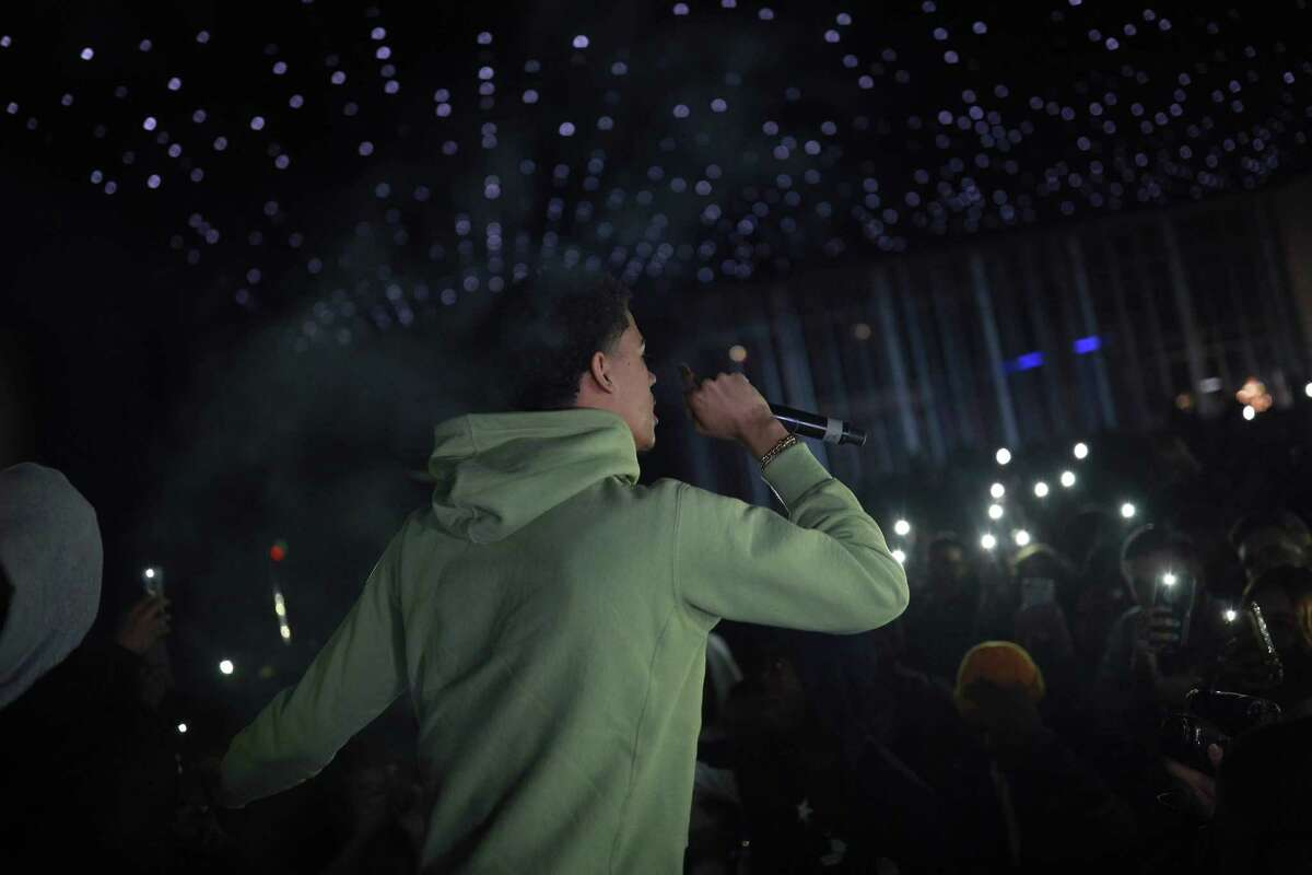Empire State Fest Friday February 23rd, 2018 Artist: Jay Critch Location: Albany Capital Center Photographer: Wealthy Media