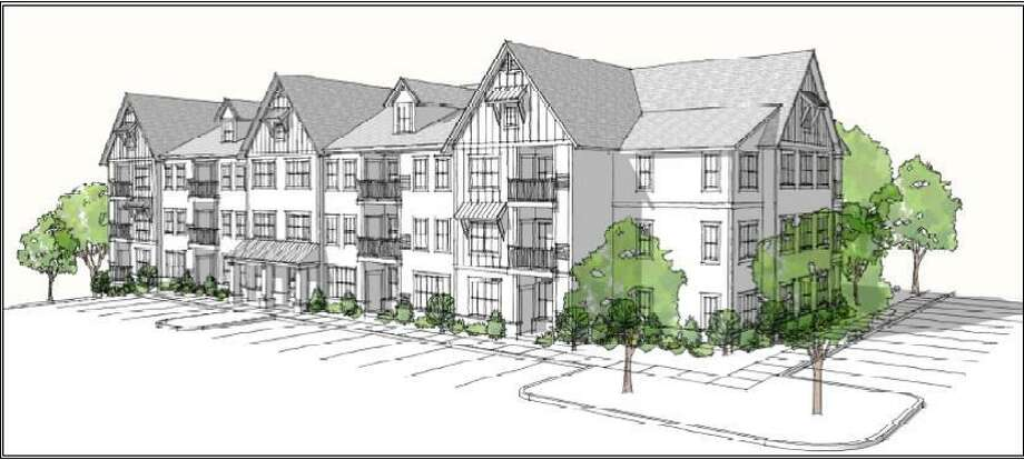 A 55-plus age restricted development with 30 units, nine of which will be affordable, is proposed for 233 Danbury Road in Ridgefield by Charter Group Partners. Photo: Contributed Photo / Hearst Connecticut Media / The News-Times Contributed