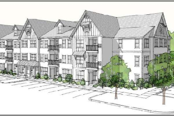 A 55-plus age restricted development with 30 units, nine of which will be affordable, is proposed for 233 Danbury Road in Ridgefield by Charter Group Partners.
