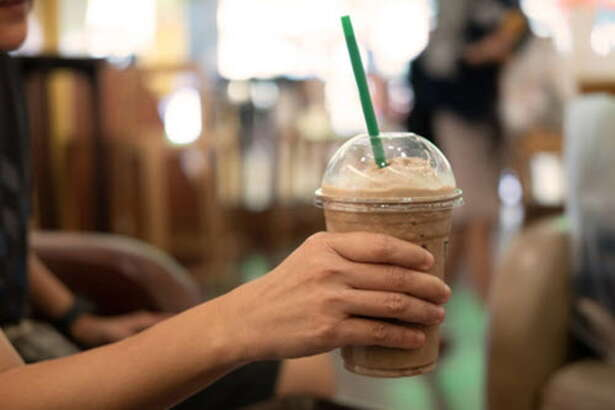 California is poised to become the first state to restrict the distribution of plastic straws at restaurants under a bill approved by lawmakers.