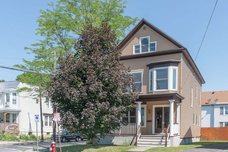 House of the Week: 343 Second Ave., Albany  | Realtor:  Christopher Culihan of Coldwell Banker Prime Properties | Discuss: Talk about this house Photo: Robert Kristel