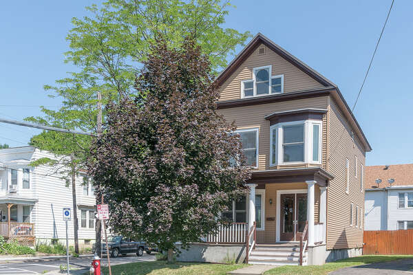 House of the Week: 343 Second Ave., Albany   Realtor: Christopher Culihan of Coldwell Banker Prime Properties   Discuss: Talk about this house
