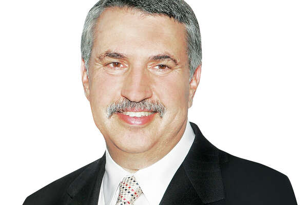 Thomas Friedman. (AP Photo/Stephen Chernin)
