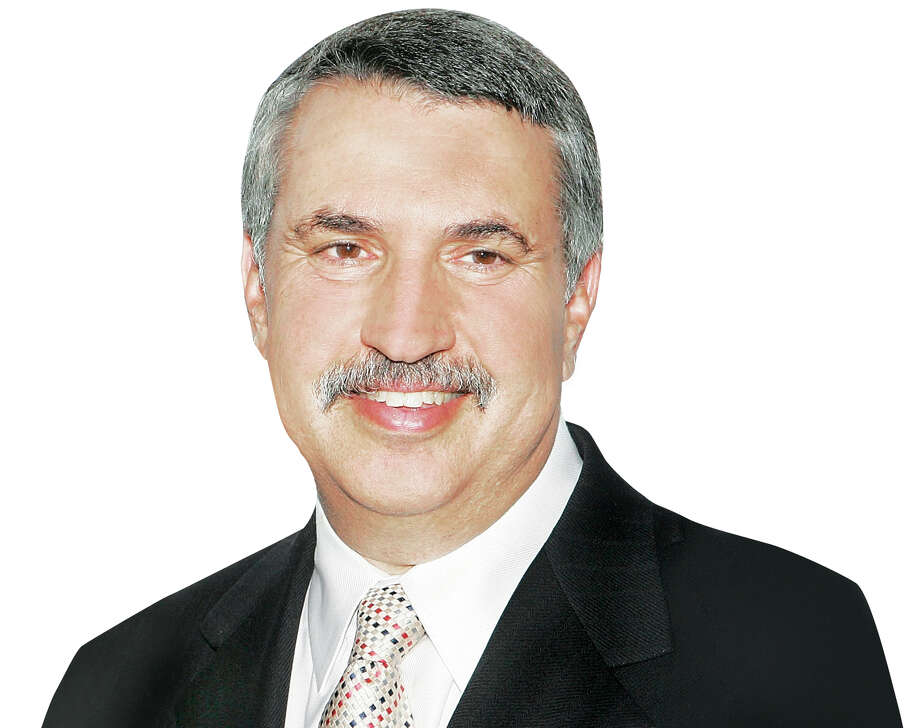 Thomas Friedman. (AP Photo/Stephen Chernin) Photo: STEPHEN CHERNIN / AP2006
