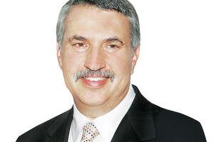 Thomas Friedman. (AP Photo/Stephen Chernin)