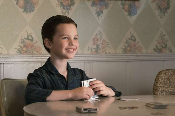 """Iain Armitage in the CBS series """"Young Sheldon."""""""