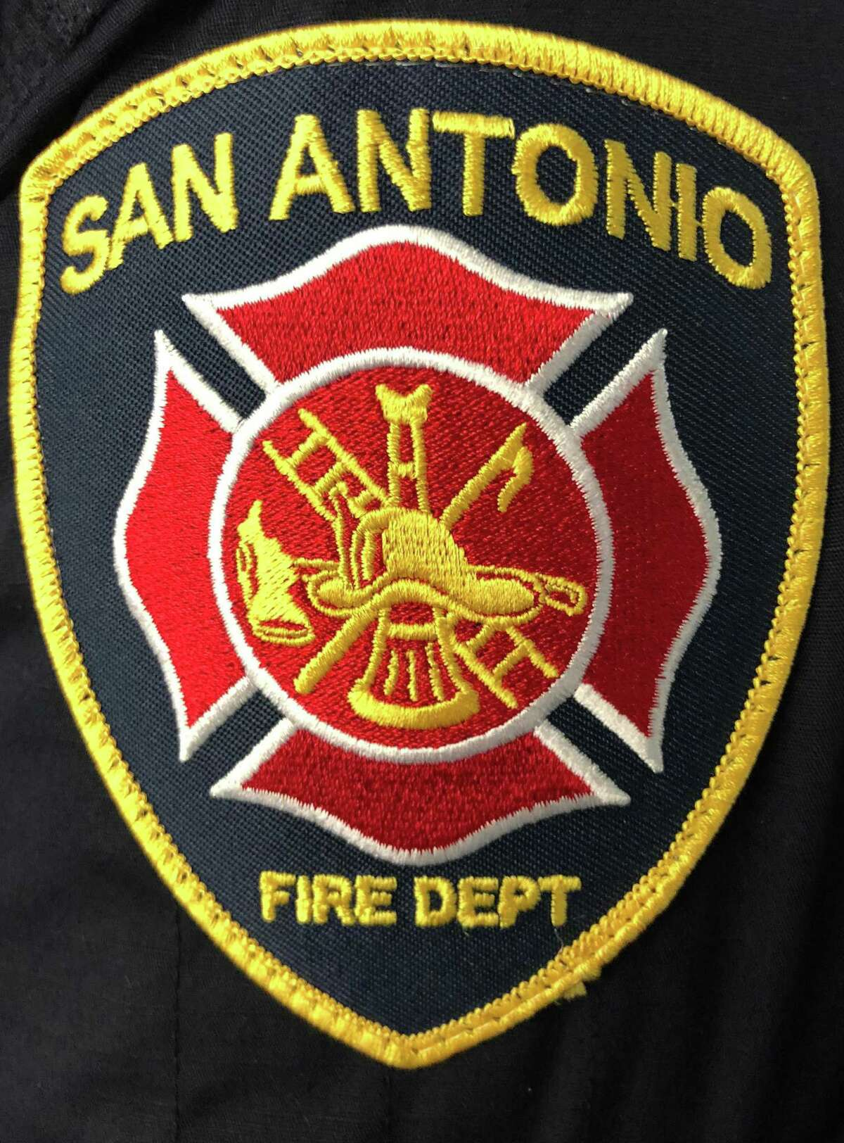 The Official San Antonio Fire Department patch.