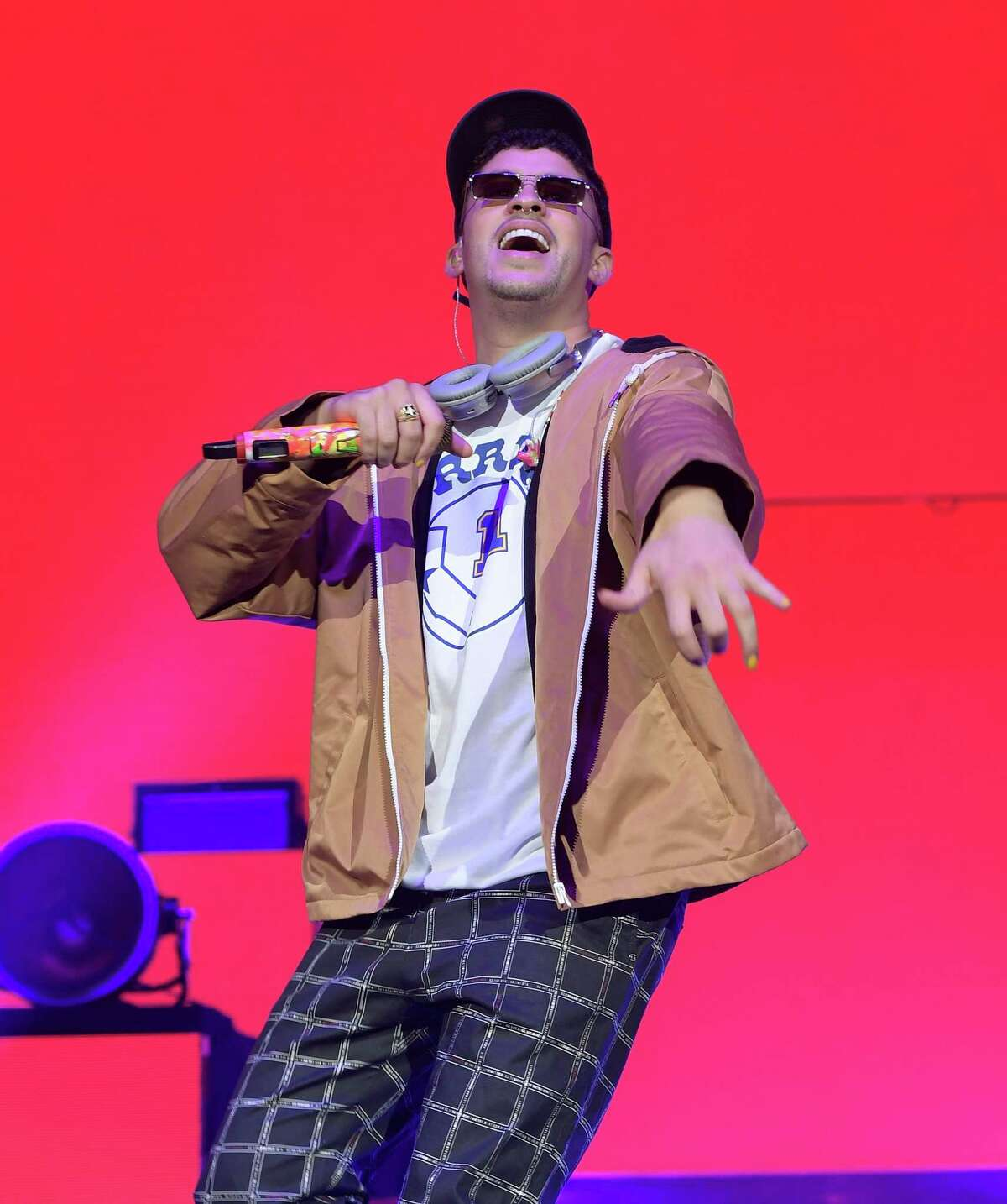 """Bad Bunny: Puerto Rican rapper is the latest of the new wave of reggaeton stars to pass through town, in the wake of J. Balvin and Maluma, and he may be the hottest. He's on Cardi B's """"I Like It,"""" one of the songs of the summer, has a project in the works with Drake and is the cover star of Fader magazine's fall fashion issue. And he hasn't even released an album yet. His work is scattered across his singles, such as """"Estamos Bien,"""" and guest appearances on tracks by other artists, like the remix of """"Te Bote,"""" a monster hit. 8 p.m. Friday. Freeman Coliseum, 3201 E. Houston St. $39-$139. freemancoliseum.com - Jim Kiest"""