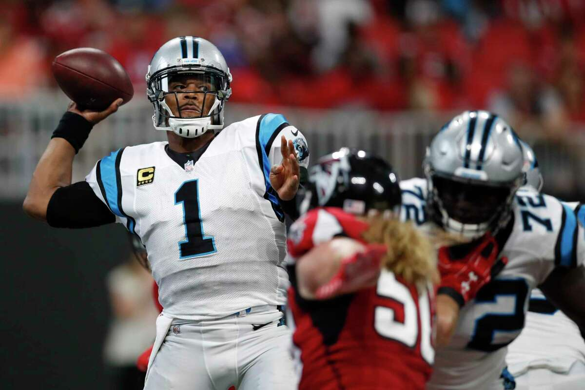 Cincinnati plus-3 at Carolina  Panthers 24-20