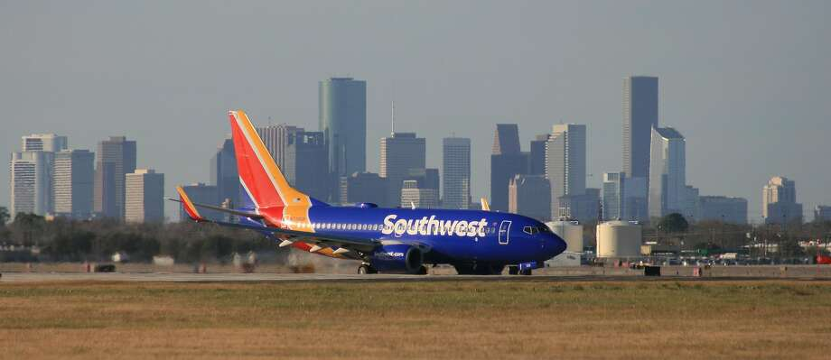"Southwest kicked off a fare sale for the ""dead weeks"" with deals across the country, including Houston Hobby, pictured here. Photo: Bill Montgomery, Houston Chronicle"