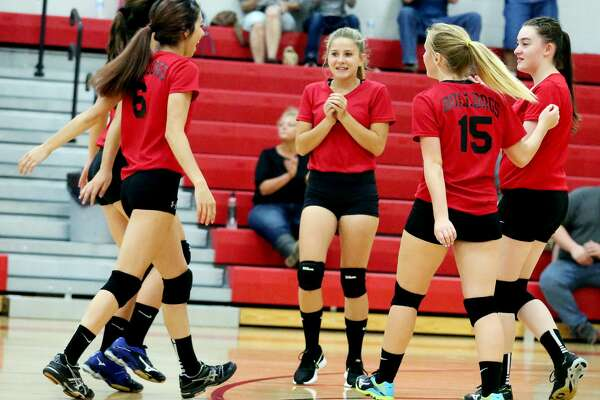 Akron-Fairgrove at Owen-Gage - Volleyball