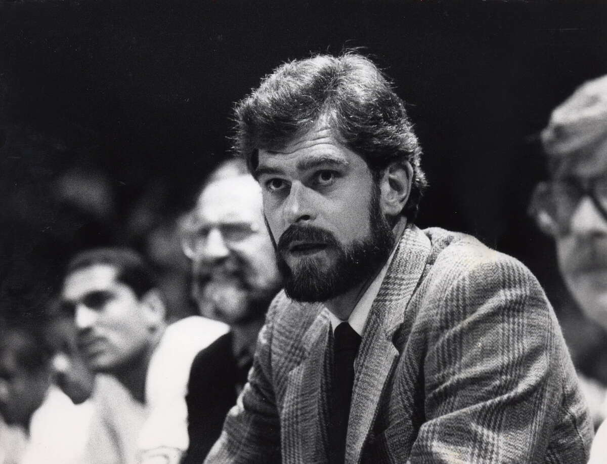Phil Jackson, head coach for the Albany Patroons in Albany, NY. (Times Union archive)