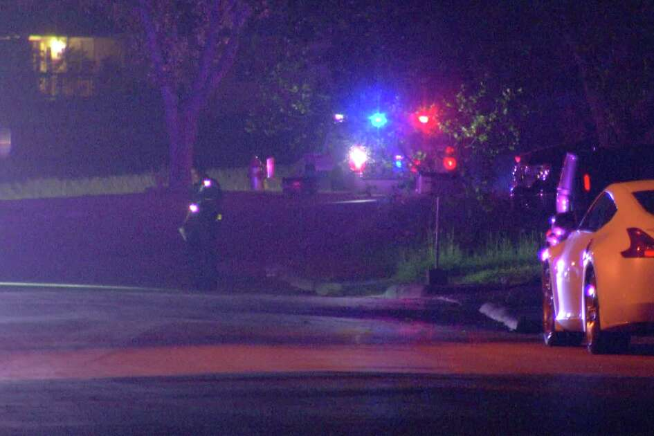 A Converse neighborhood was the site of a chaotic drive-by shooting and car chase that injured two men on Friday, Sept. 21, 2018, police said.