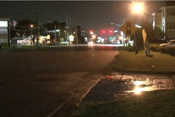 A toddler was taken to a hospital late Thursday after he was struck by a vehicle on Jones Road.