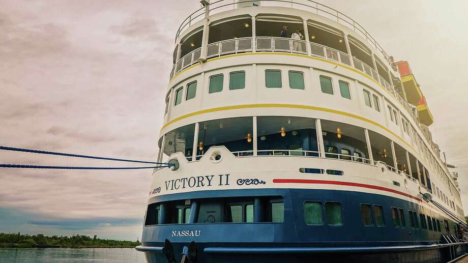 Miami-based Victory Cruise Lines plans some stops in Duluth, Minn., by next summer. (Victory Cruise Lines/TNS) Photo: Victory Cruise Lines / Victory Cruise Lines