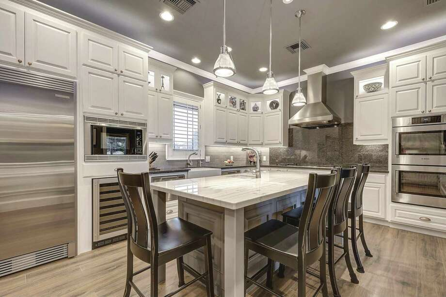 A custom kitchen or bath remodel can completely transform your home.
