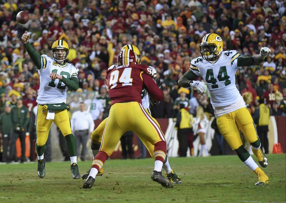 Redskins-Packers  Five potential key matchups in Sunday s game - SFGate d773cf40d