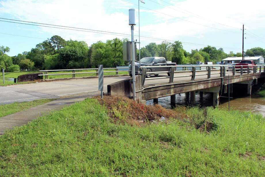 The city of Humble may decide to consider a request to advertise for this package of projects during their next council meeting that could include repairs to the Rankin Road bridge. Photo: Melanie Feuk / Melanie Feuk