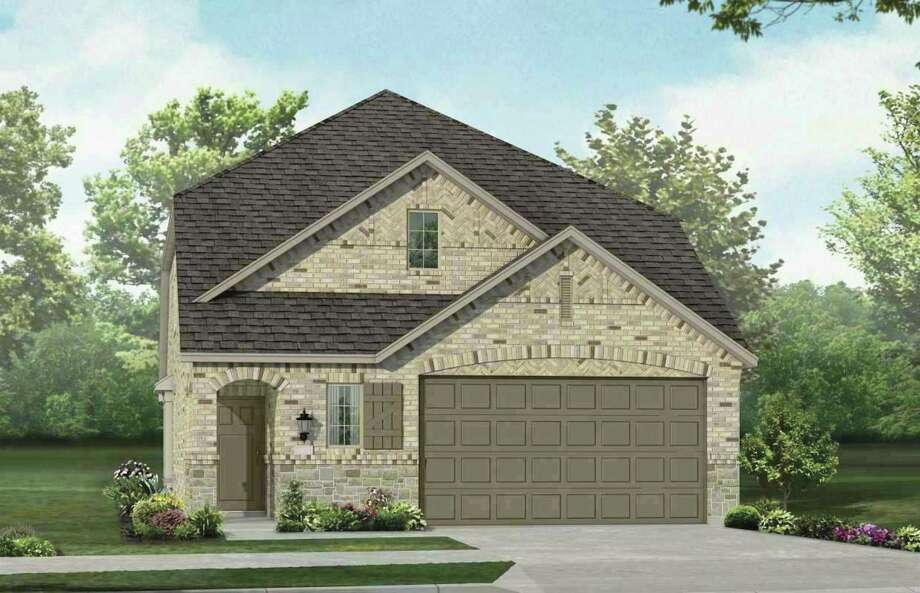 Highland's Windemere plan has 2,250 square feet and features four bedrooms, three baths and a two-car garage.