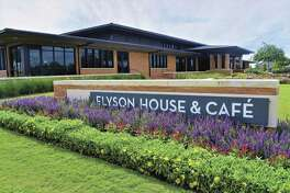 Elyson House is the best place to begin a visit to Elyson during the Open House Spree, continuing this weekend. Inside, Elyson Café has food and drinks available, and Elyson's Model Home Village is right next door.