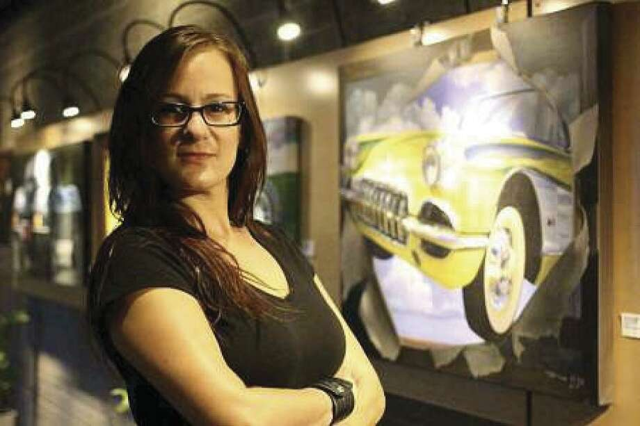 "Sarah ""Bogi"" Lateiner is a prominent face in the automotive world. (Photo courtesy of Bogi's Garage)"