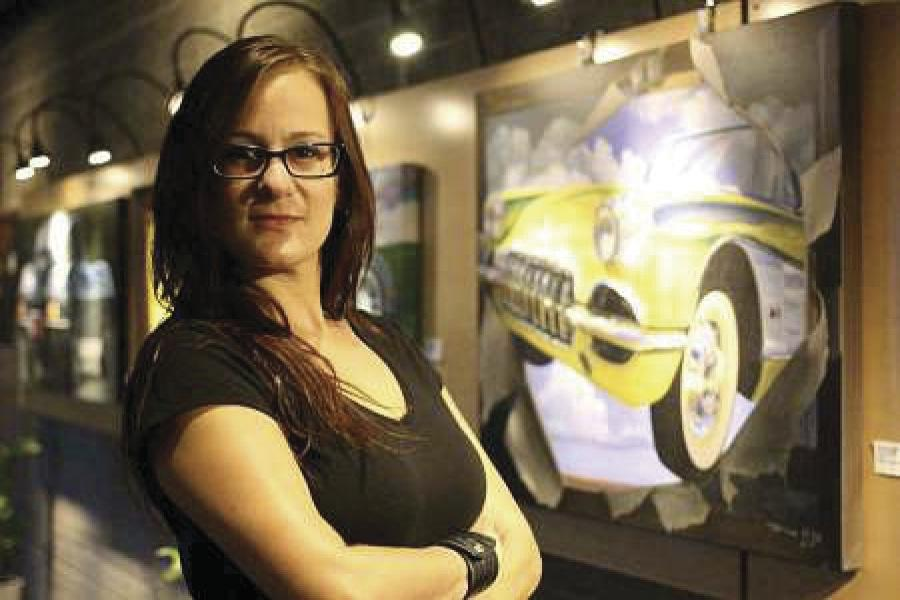 'Bogi' Lateiner is changing the conversation about women in automotive