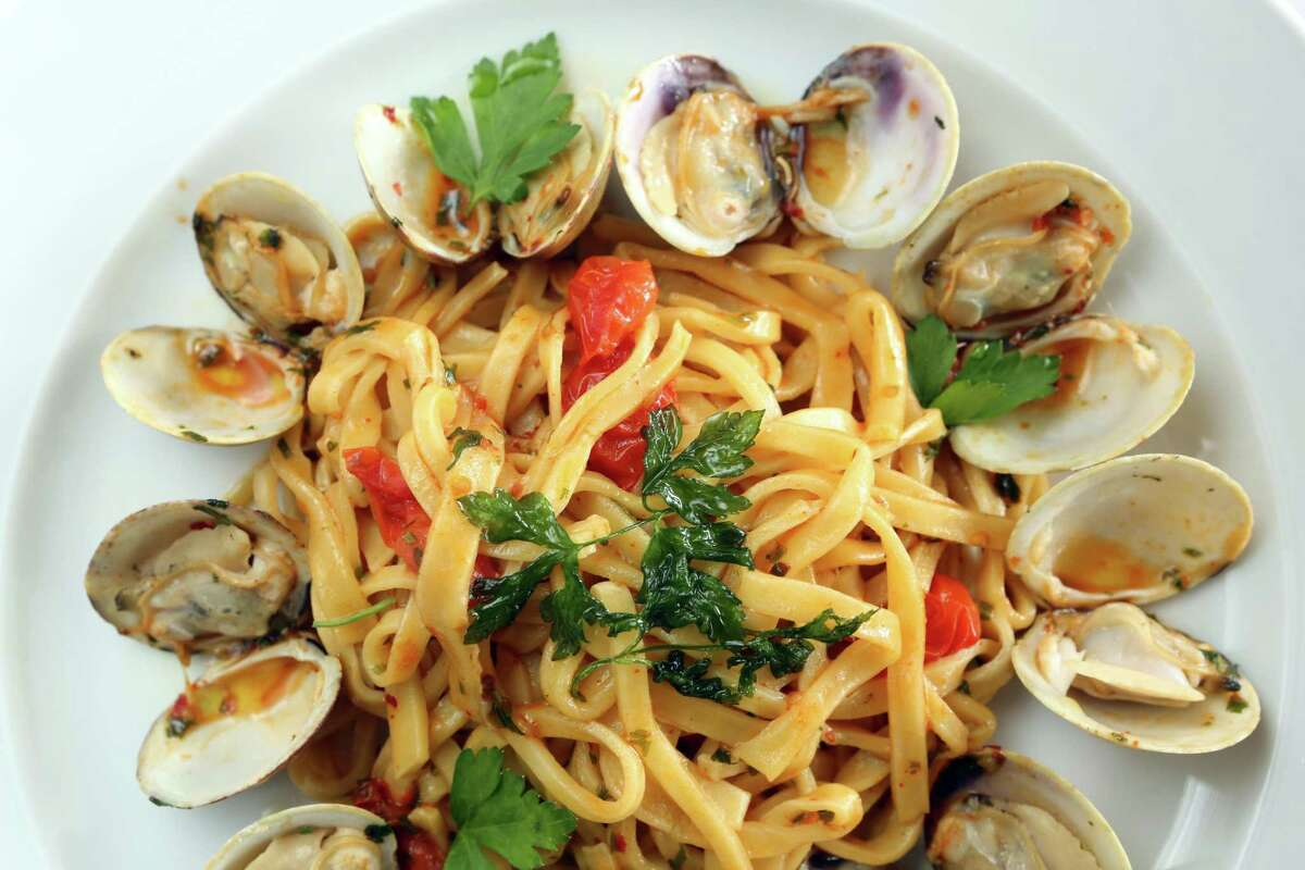 The Mediterranean Diet is heavy on seafood.