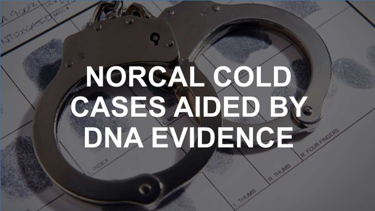 Northern California cold cases that got major breaks thanks to DNA evidence.